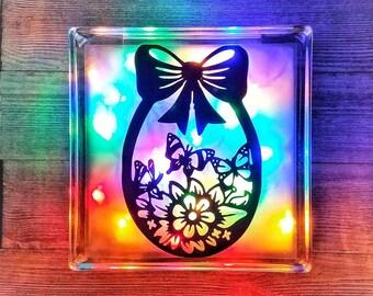 Spring Home Decor, Easter Home Decor, Home Decor Easter, Spring Decorations, Easter Spring Decor, Easter Egg Decor, Easter Light