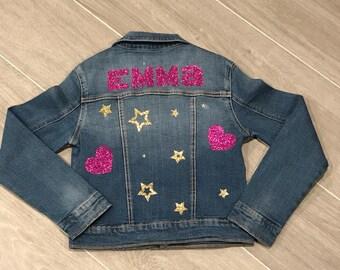Custom jean jacket,personalized jean jacket, denim jacket, jean jacket,