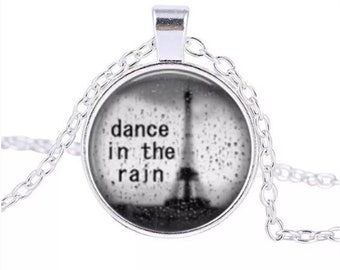 dance in the rain necklace jewelry
