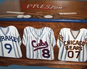 Reserved listing for a Junior Varsity Custom sports Jerseys chest