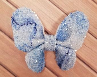 Ice Blue Butterfly
