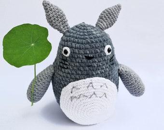 Crochet Big Supersoft Totoro my neighboor amigurumi