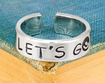 Let's Go! Ring