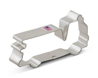 FIRETRUCK Cookie Cutter-Made in USA-Ann Clark