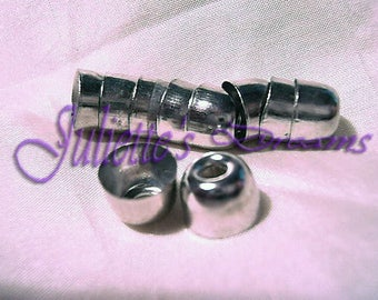 Cups - Set of 10 cups bells silver