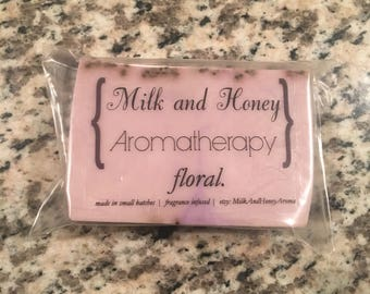 Floral Soap Bar