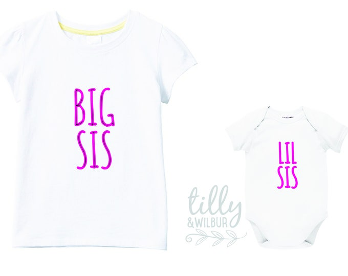 Big Sis Lil Sis Set