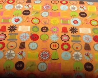 no. 1003 Pin cushion fabric by the yard