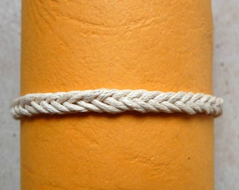Unisex adjustable Friendship Bracelet lucky friendship braided cotton