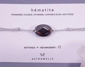 Greed Hematite bracelet