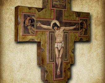 Wall Crucifix 14x16 Free Shipping