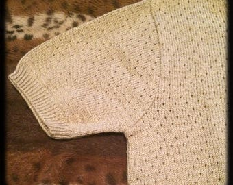 Vintage cotton  jumper