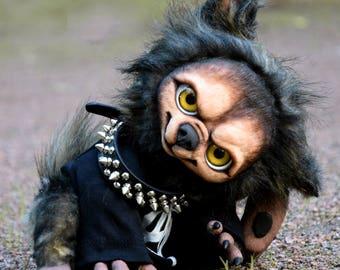 Werewolf Wally ( Hotel Transylvania) волк, оборотень