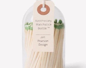 The Original - Matchstick Bottle®
