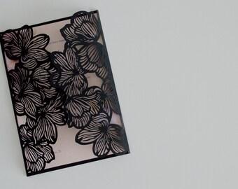 Participation Black Velvet Flowers
