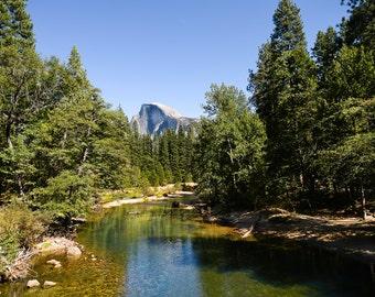 Yosemite Stream Photographic Print
