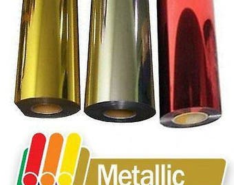 Siser Metallic HTV, HTV, Metallic HTV, Heat Transfer Vinyl