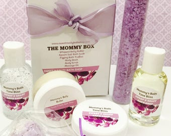 The Mommy Bath & Body Box/Free Shipping