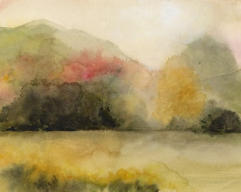 Autumn Day No. 4 - limited Edition Archival Print