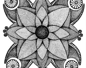Kaleidoscope (Print)