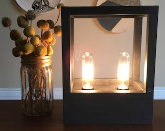 Chanin 2-Bulb Table Lamp