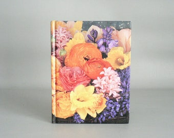 Blank Writing Journal Diary Book With Floral Cover