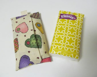 Tissue Case/Hearts