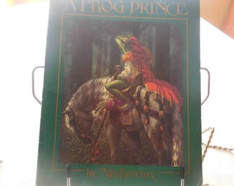 FROGS Book A Frog Prince by Alex Berenzy