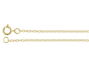 Gold-Filled Necklace - Custom Length and Size
