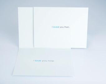 Always Love Greeting Card
