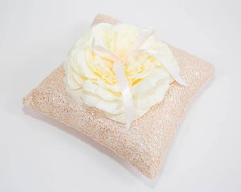 Ring Bearer Pillow | Wedding Pillow | Ring Pillow