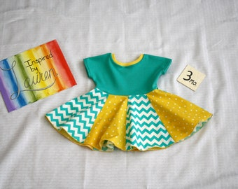 Heterotaxy Awareness Collection 2018 - Size 3months