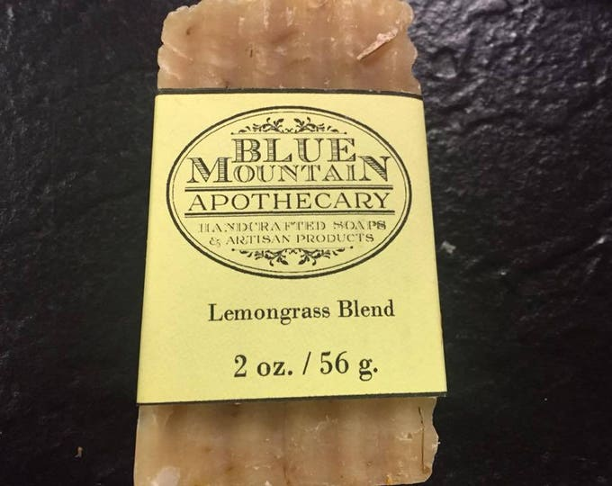 Lemongrass Blend