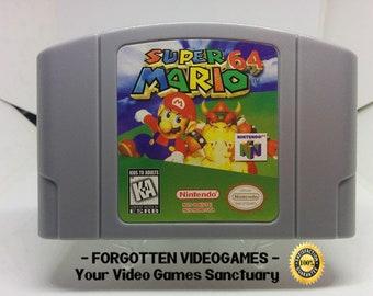 Super Mario 64 - N64 Nintendo 64