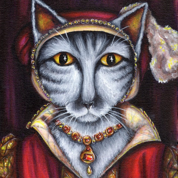 Catherine Parr 5x7 Fine Art Print