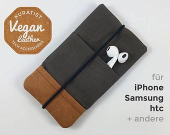 Smartphone Case Uni-Khaki