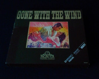 Gone With The Wind-MGM/UA Home Video