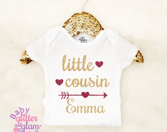 Little Cousin Shirt, Girl Little Cousin, Cousins Make the Best Friends, Cousins Shirts, Matching Cousin Shirts, Family Reunion Shirts