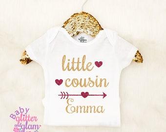 Little Cousin Shirt, Girl Little Cousin, Cousins Make the Best Friends, Cousins Shirts, Matching Cousin Shirts, Family Reunion Shirts