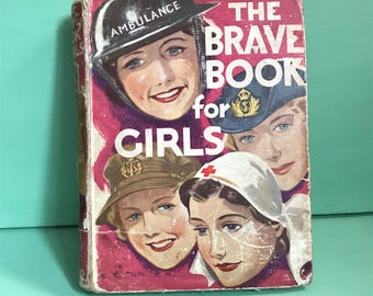 The Brave Book for Girls