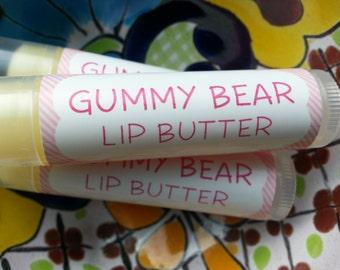 Gummy Bear Lip Butter ~ Lip Balm ~ Lip Moisturizer