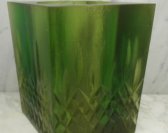 Mid-Century Sascha B. Brastoff Uncommon Resin Vase