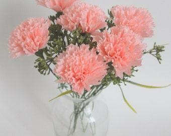 6 Paper carnation