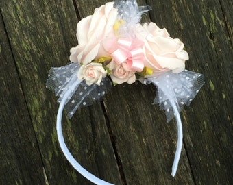 Flower Girl wedding headband