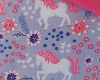 Purple Unicorn Cloth Training Pants for Potty Training