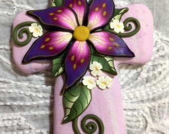Dekorative Kreuz Magnet 1301