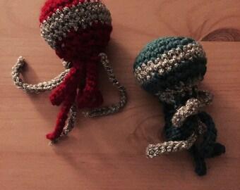 Octopus catnip cat / kitten toy!