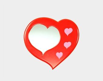 Valentines day gift - Valentine HEART MIRROR -  Valentine day, Valentine, Valentines day, Valentine's day ideas, Valentine gifts, Valentine