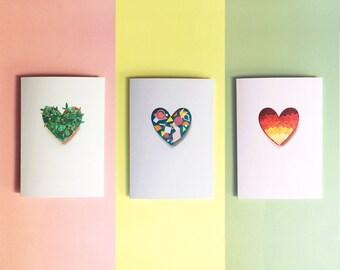Valentines/Love/Special/Wedding/Engagement/Celebration Greeting Card