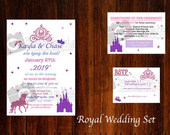 Royal Wedding Set *Digital*